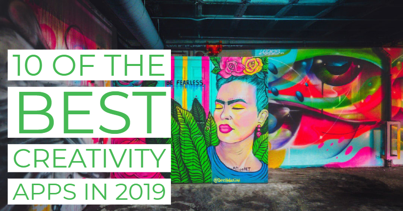 10 of the Best Creativity Apps in 2019