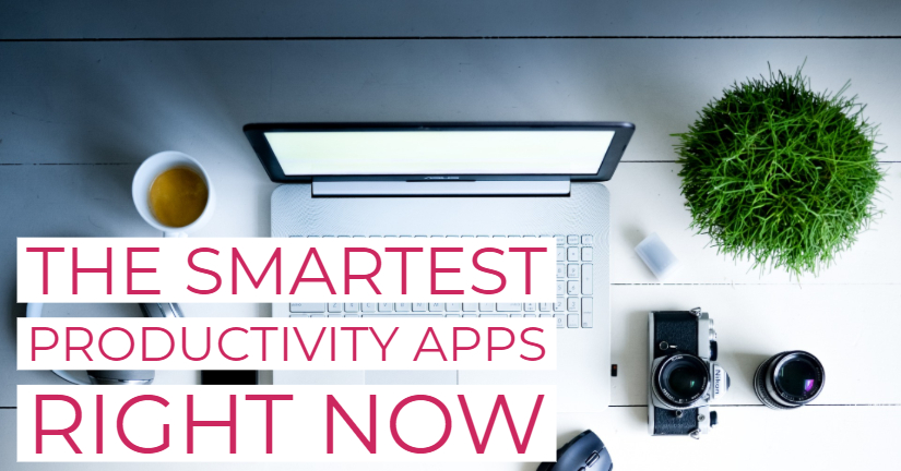 The Smartest Productivity Apps Right Now