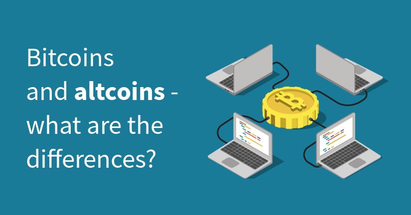 Bitcoin and altcoins - what are the differences?