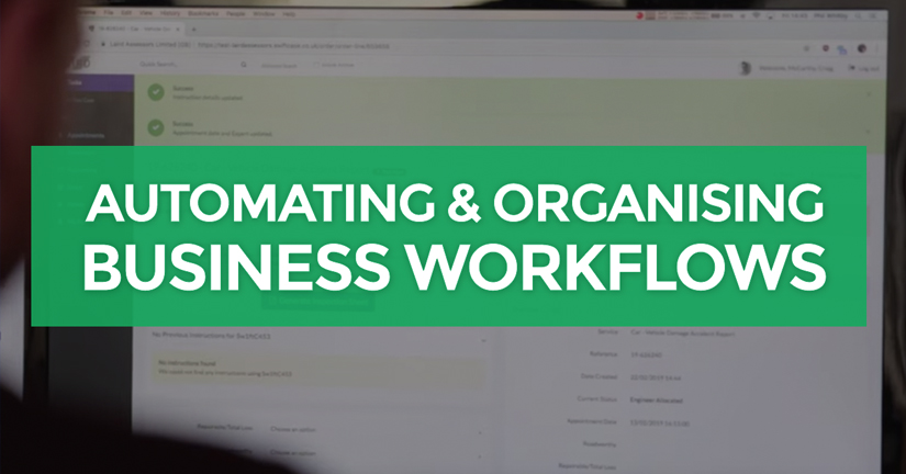 Automate & Organise with Clear, Concise Workflows - Focus on What Matters