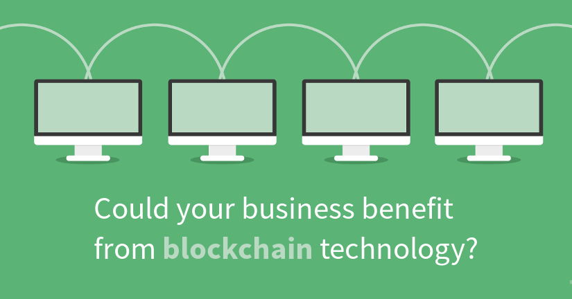 Could your business benefit from blockchain technology?