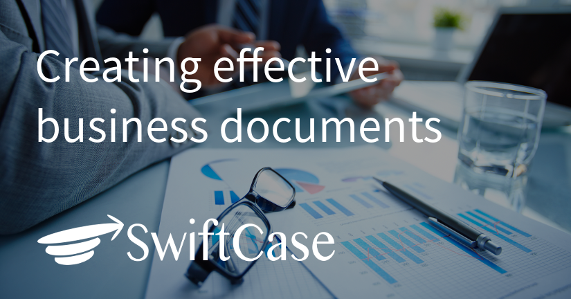 Creating effective business documents