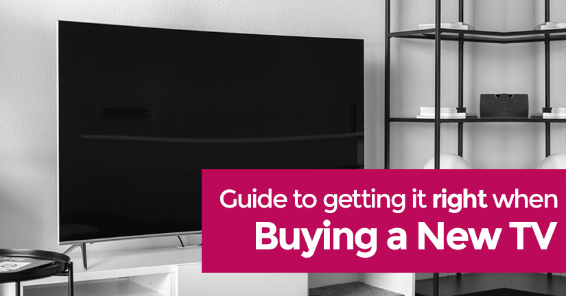 Buying a New TV? Consider this before splashing your cash