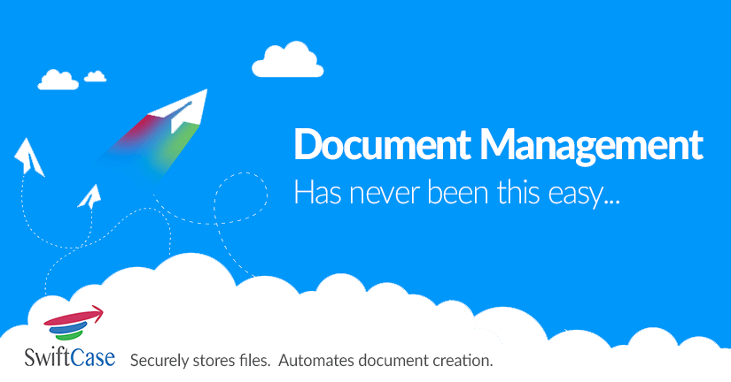 Document Management has never been this easy