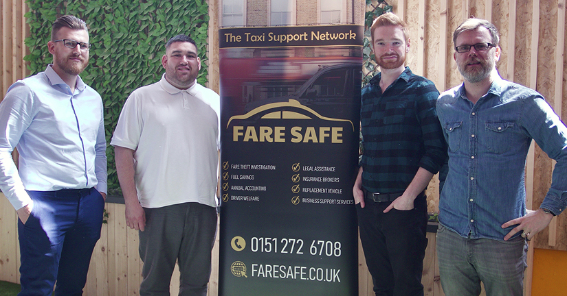 SwiftCase Success Story - Fare Safe