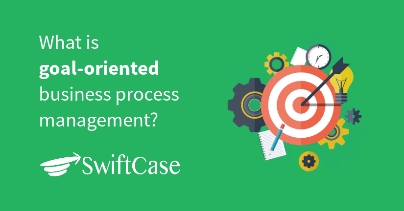 What is goal-oriented business process management?