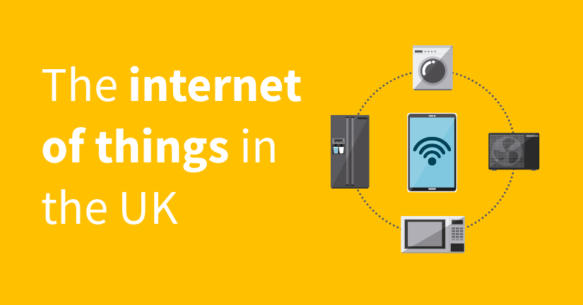 The internet of things in the UK