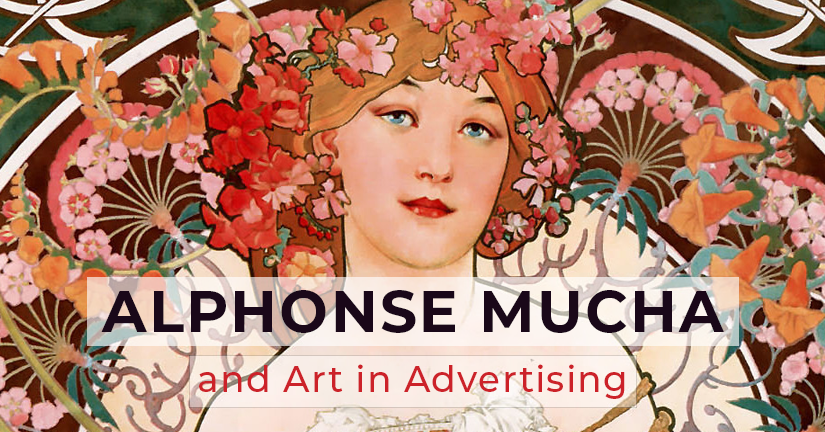 Alphonse Mucha and Art in Advertising