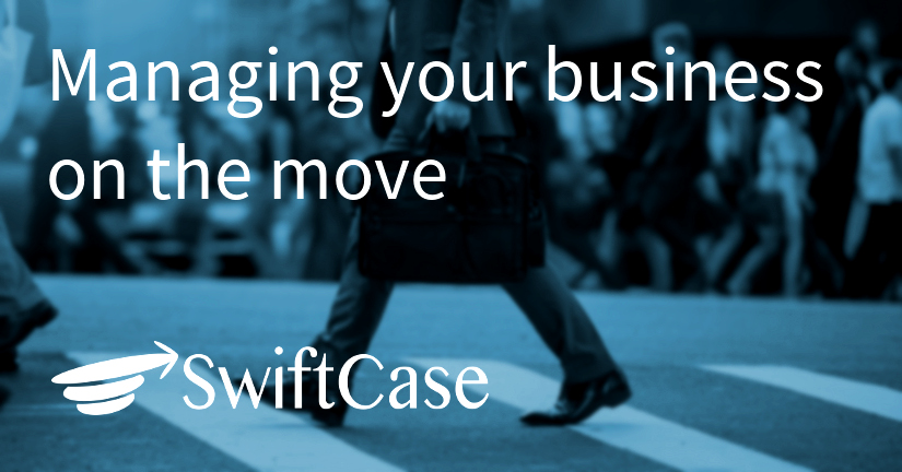 Managing your business on the move