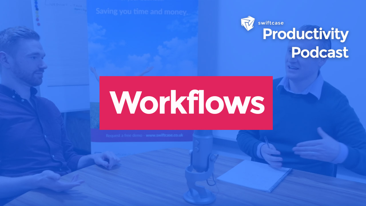 SwiftCase Productivity Podcast #3 is all about Workflows