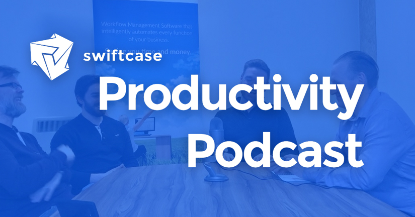 The SwiftCase Productivity Podcast is here!