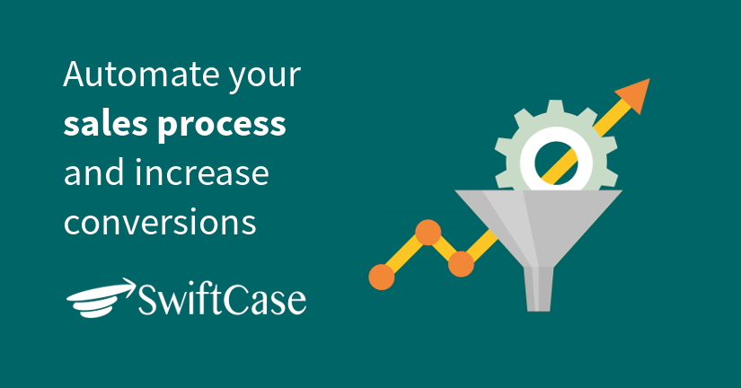 Automate your sales process and increase conversions