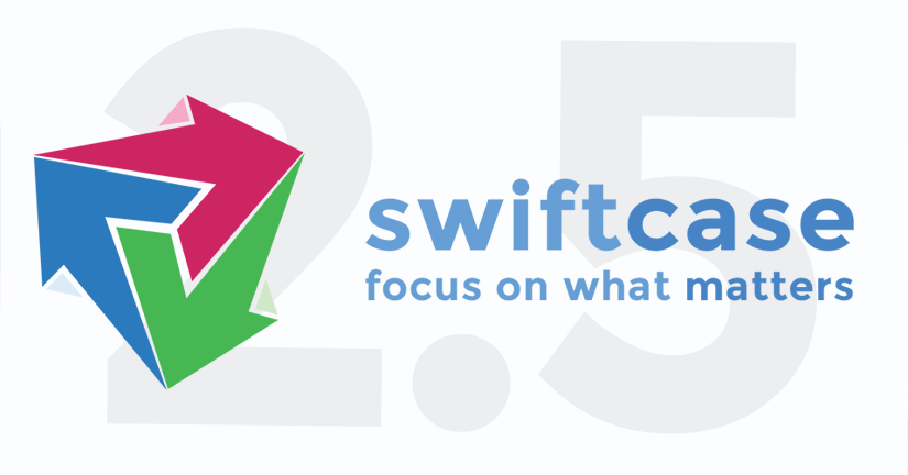 What's New in SwiftCase 2.5?